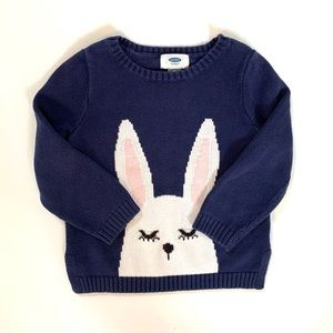 3/$30 ❤️ Old Navy Toddler Girl Llama Sweater